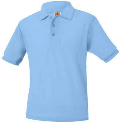 LAB SHORT SLEEVE POLO
