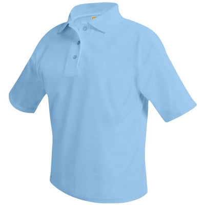 CGA SHORT SLEEVE POLO W/LOGO (8747CGA)