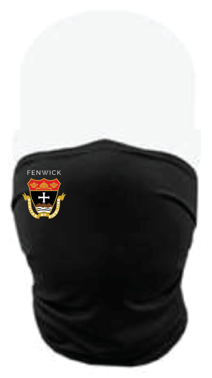 Bishop Fenwick - Crusader Nation Neck Gaiters & Masks