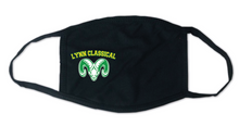 Load image into Gallery viewer, Lynn Classical Rams Back-to-School Face Masks
