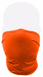 BLANK Youth & Adult Neck Gaiters - 12 Color Choices