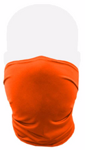 Load image into Gallery viewer, BULK ORDER with Custom Logo Neck Gaiters (12 minimum) - 12 Color Choices