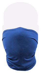 BULK ORDER with Custom Logo Neck Gaiters (12 minimum) - 12 Color Choices
