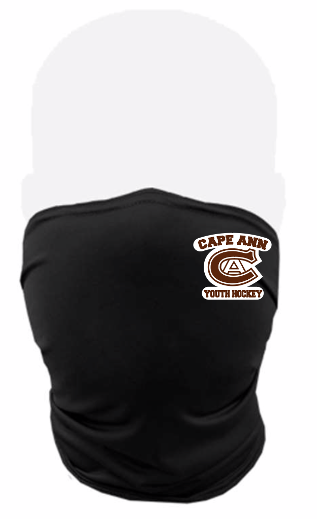 Cape Ann Youth Hockey Neck Gaiters & Masks