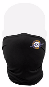 Acton Boxboro Youth Hockey Neck Gaiters & Mask