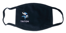 Load image into Gallery viewer, Triton Back-to-School Face Masks