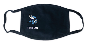 Triton Back-to-School Face Masks