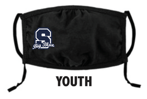 Swampscott Big Blue Back-to-School Face Masks