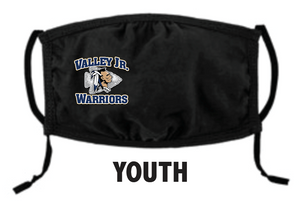 Valley Jr. Warriors Hockey Gaiters & Masks