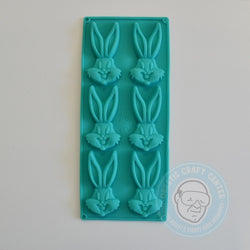SILICONE MOLD BUGS BUNNY