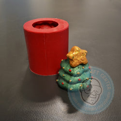 SPECIAL CONSTRUCTION MOLD CHRISTMAS TREE 3D
