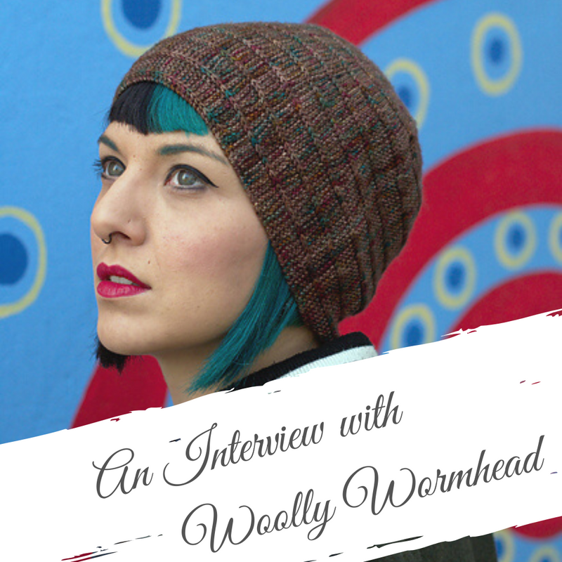 iKnit 7 - An Interview with Woolly Wormhead
