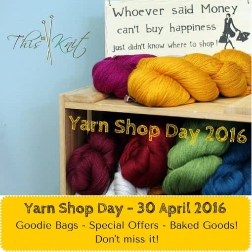 Join Us on Yarn Shop Day!