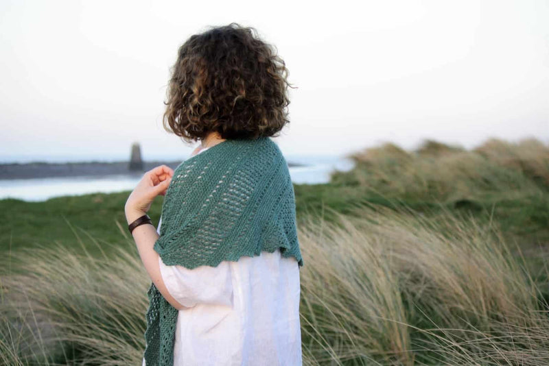 "Bealtaine "" The Official Woollinn Shawl"