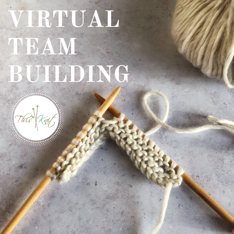 Virtual Team Building Activities With Knitting
