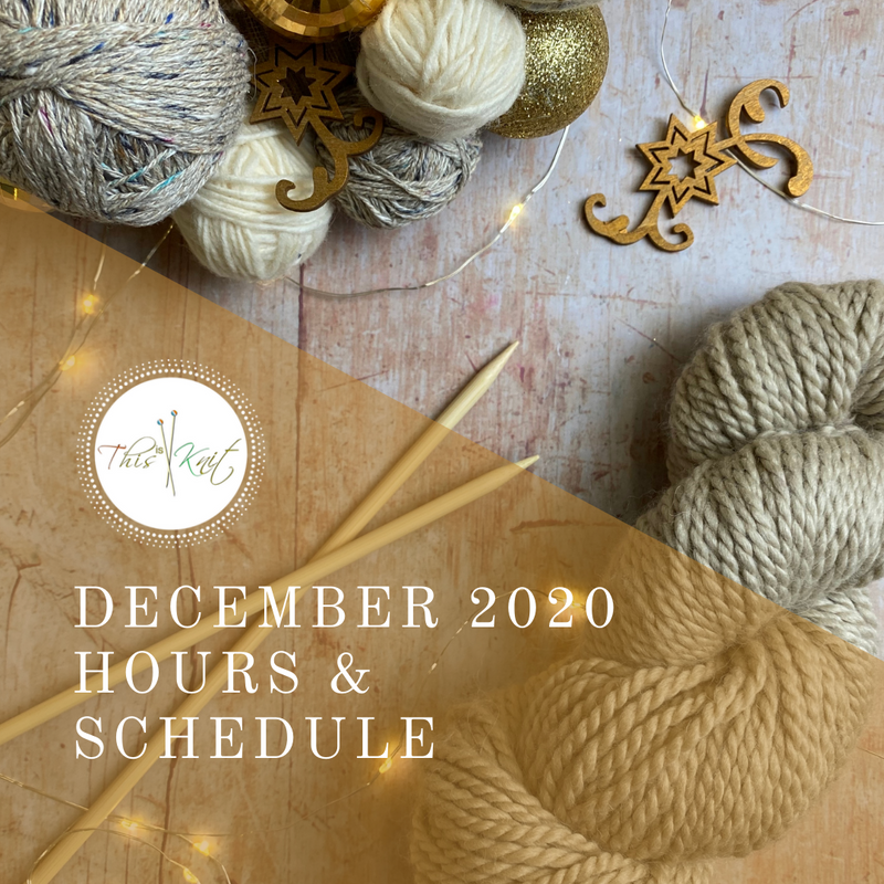 December 2020 Opening Hours, Schedule, & Posting Dates