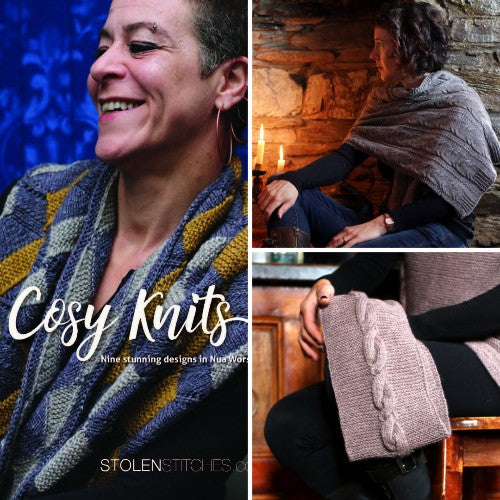 Join Us For An Afternoon Of Cosy Knits With Carol Feller