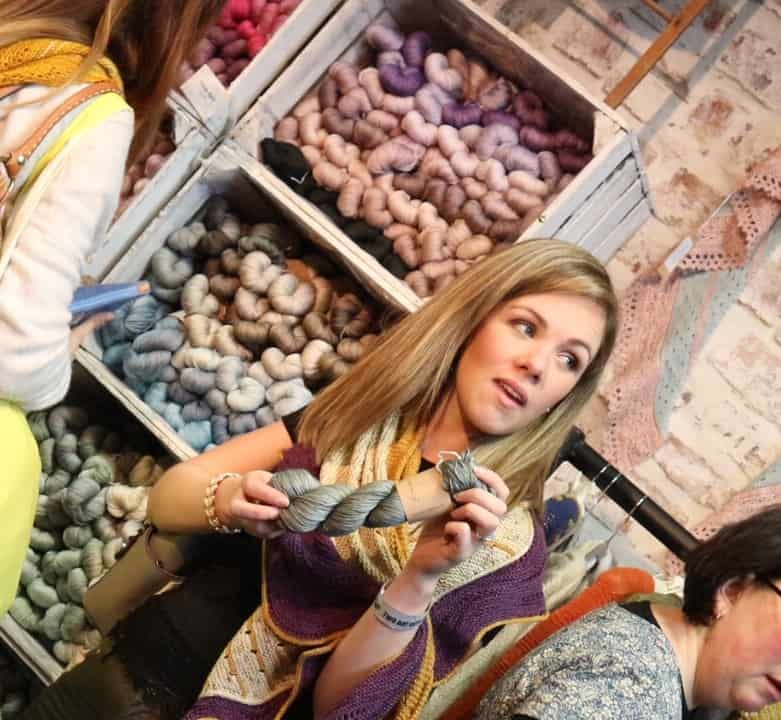 The Edinburgh Yarn Festival