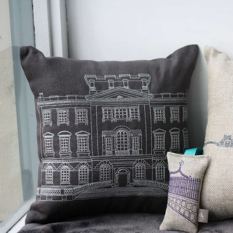 Introducing Iconic Textiles by Deborah Toner
