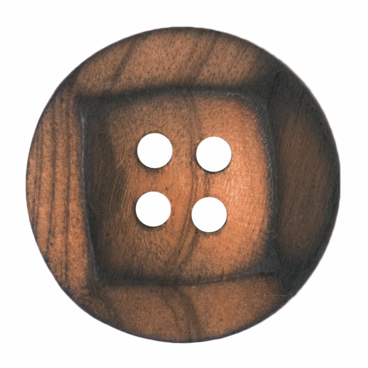 22mm Buttons - Brown | 2B\2268