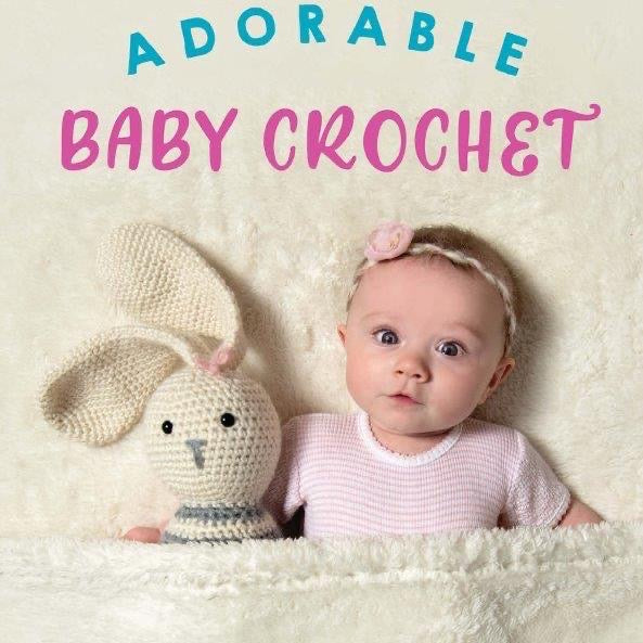 Adorable Baby Crochet | Kristi Simpson