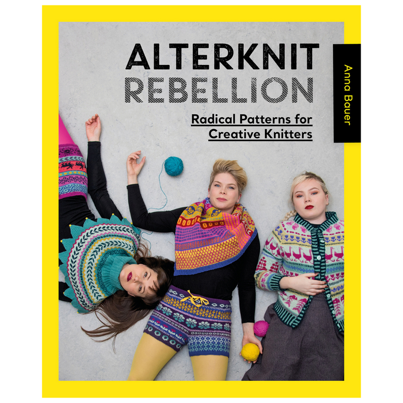 Alterknit Rebellion | Anna Bauer