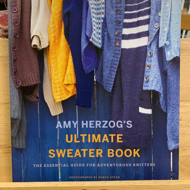 Ultimate Sweater Book | Amy Herzog