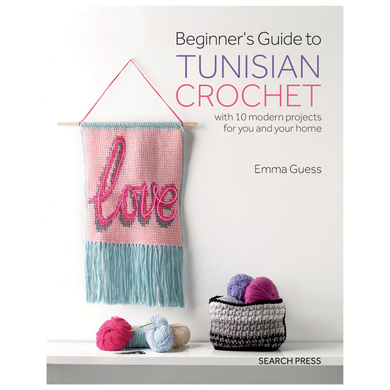 Beginner's Guide to Tunisian Crochet | Emma Guess