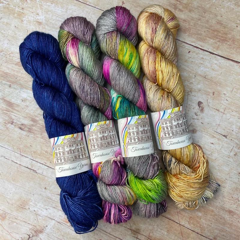 Baubles Shawl Kit | Townhouse Yarns