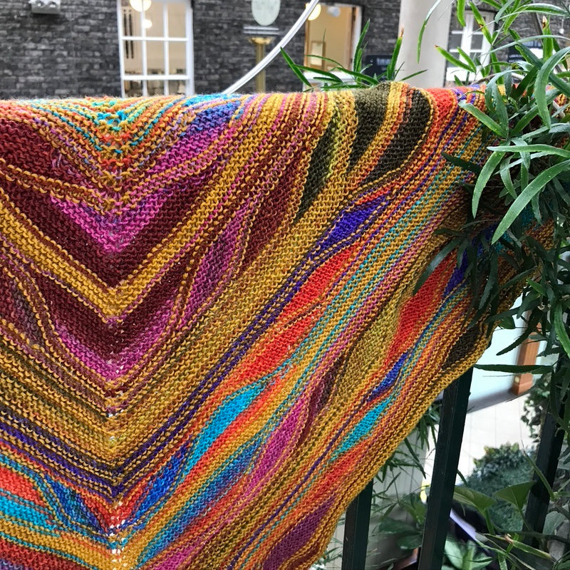 Butterfly Shawl Kit