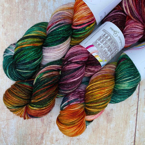 Christmas Cracker DK - Tinsel | Townhouse Yarns
