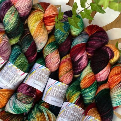 Clarendon Sock Limited Edition - Tinsel | Townhouse Yarns
