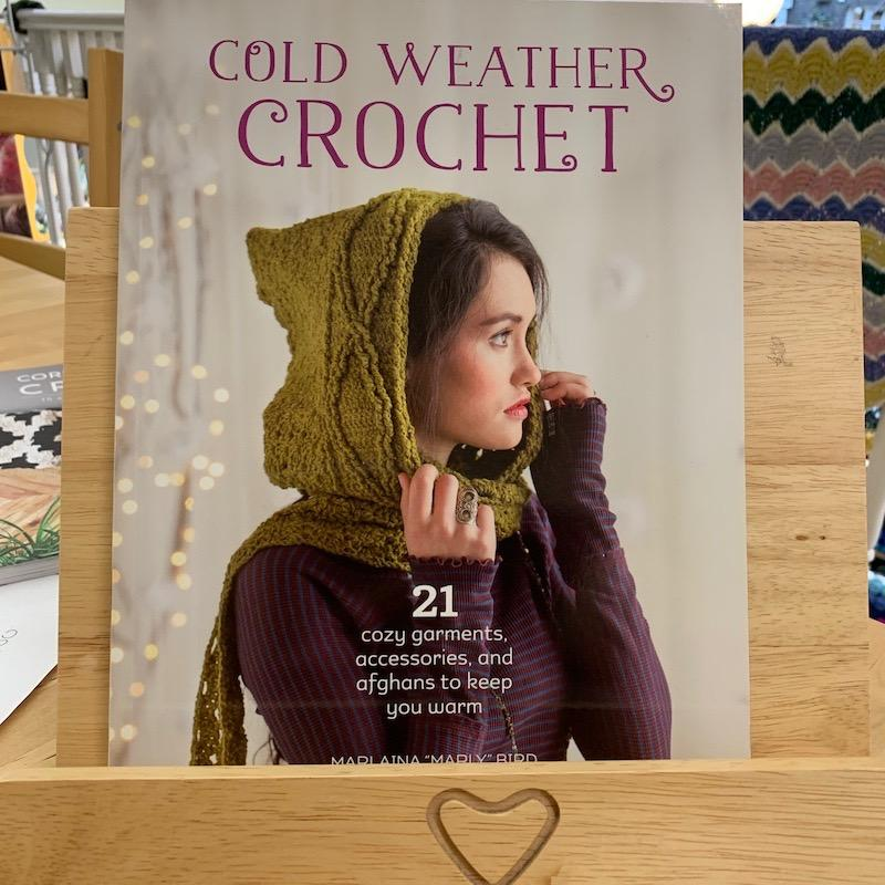Cold Weather Crochet | Marlaina Marly Bird