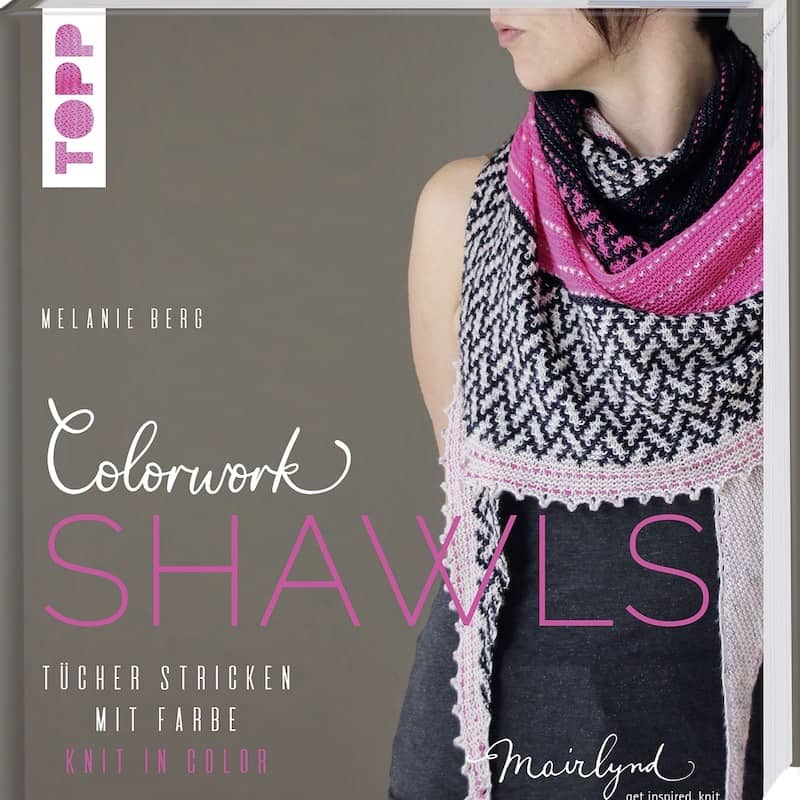 Colorwork Shawls: Knit in Color | Melanie Berg