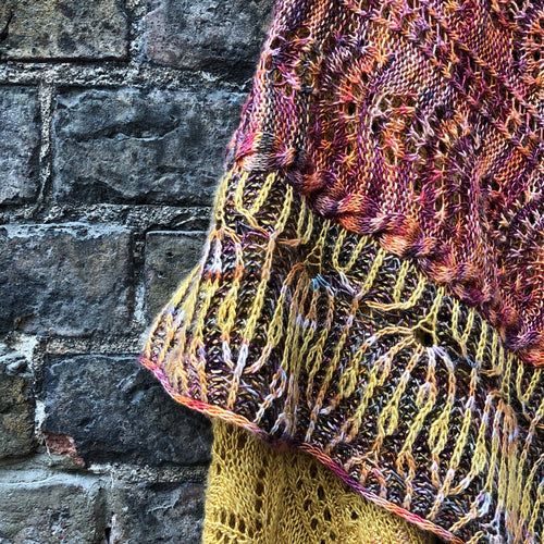 Filigree Shawl Kit | Townhouse Yarns