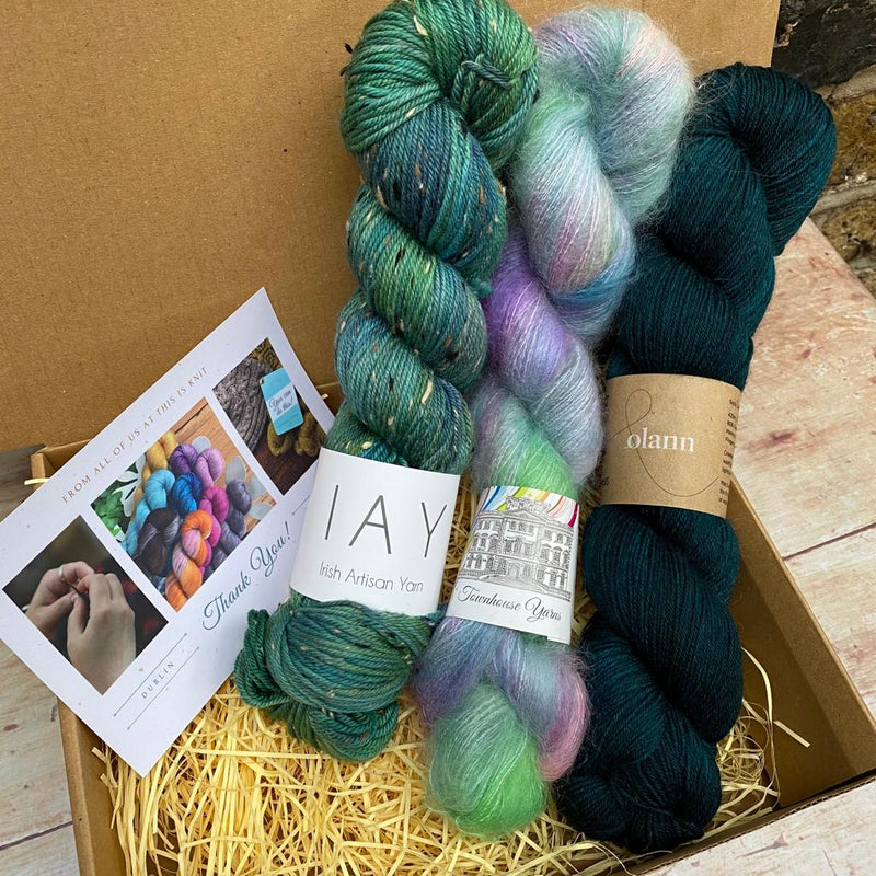 Irish Yarn Bundle - Lakelands