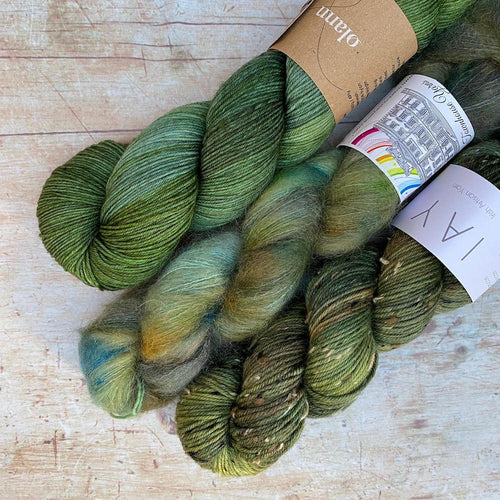 Irish Yarn Bundle | Hills