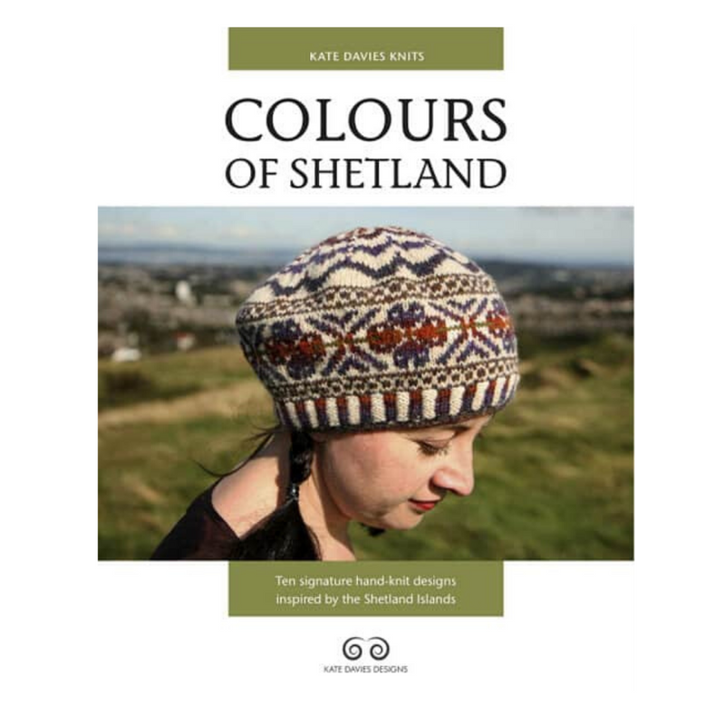 Colours of Shetland | Kate Davies