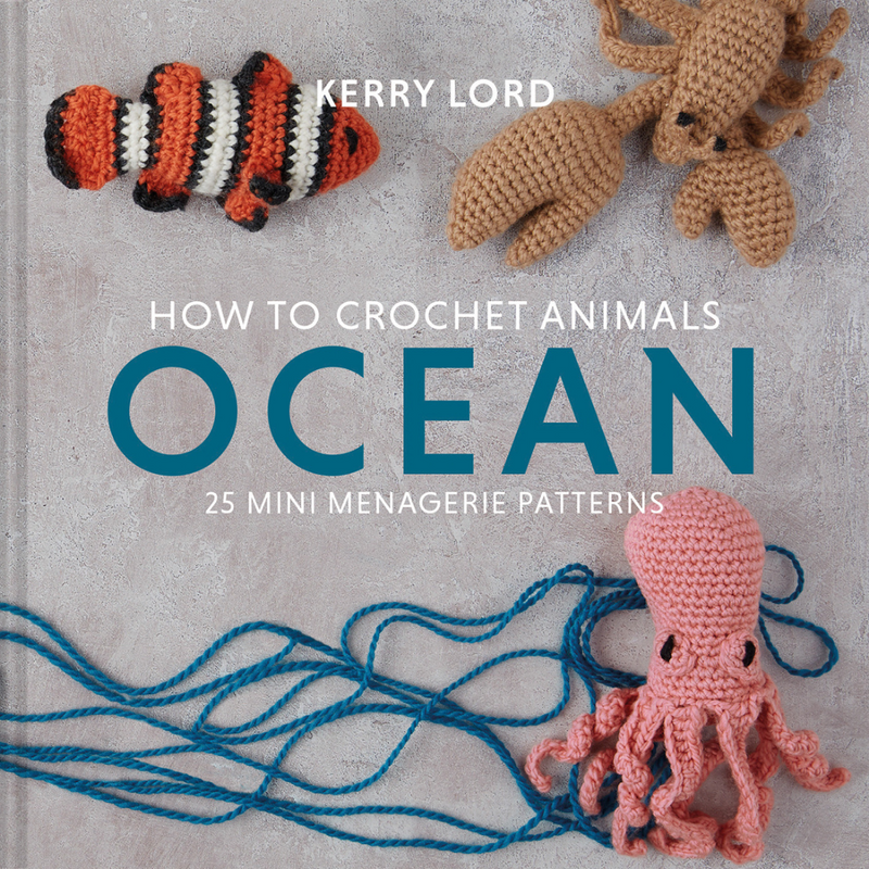 How To Crochet Animals: Ocean | Kerry Lord
