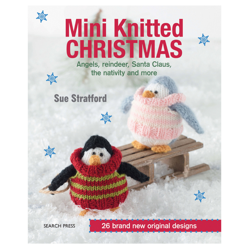 Mini Knitted Christmas | Sue Stratford