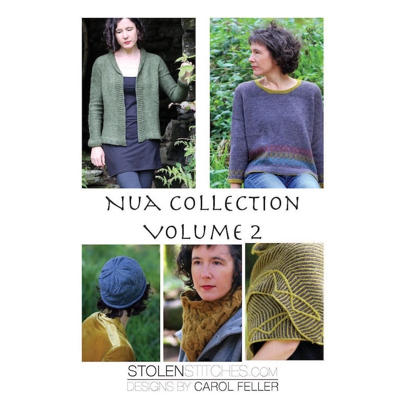 Nua Collection Volume 2 | Carol Feller