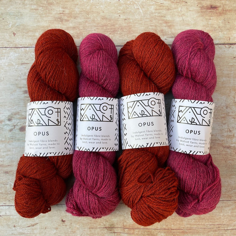 Paragon Kit | Walcot Yarns