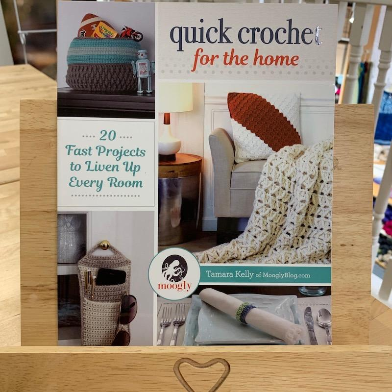 Quick Crochet for the Home | Tamara Kelly