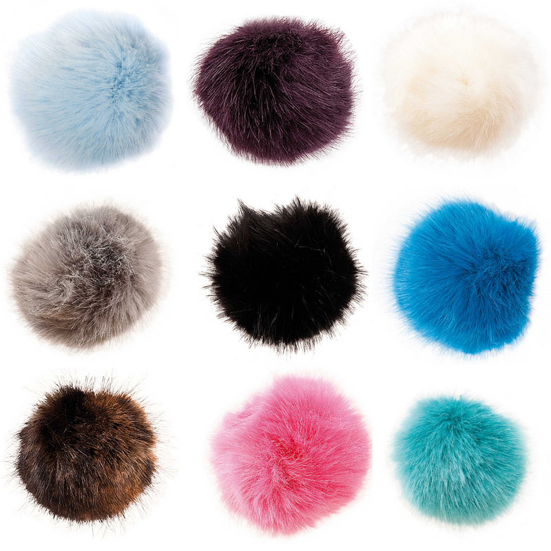 10cm Pompoms By Rico | Rico Design