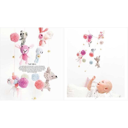 Little Animals: The Lovely World of Ricorumi For Babies | Rico Design