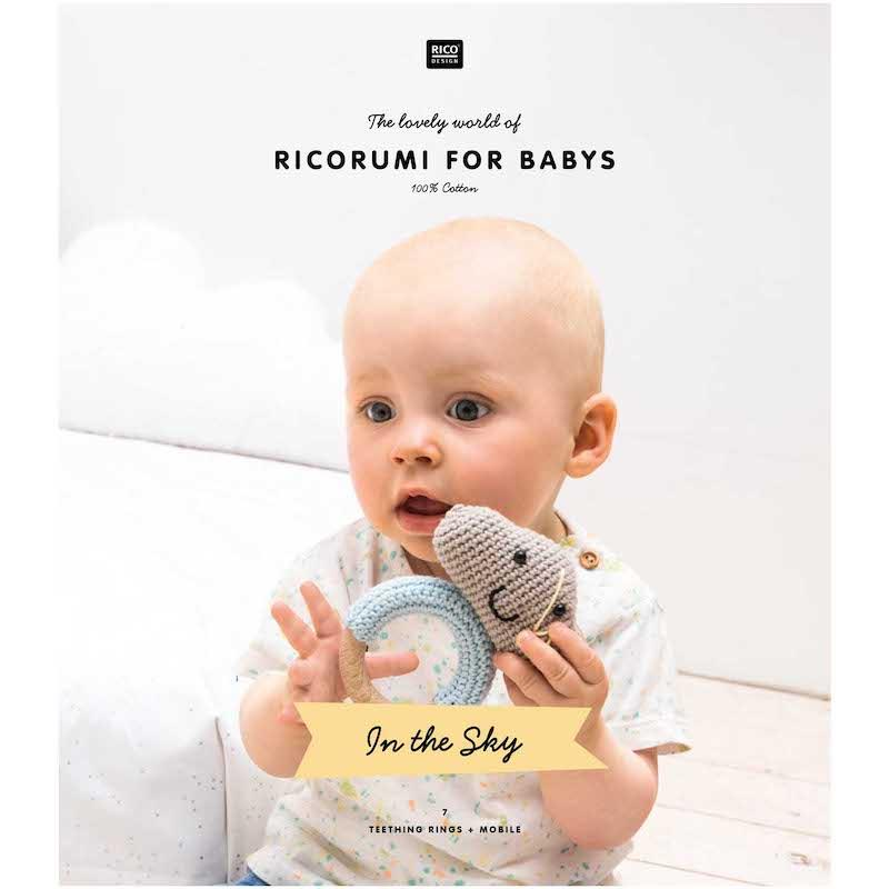 In the Sky: The Lovely World of Ricorumi for Babies | Rico Design