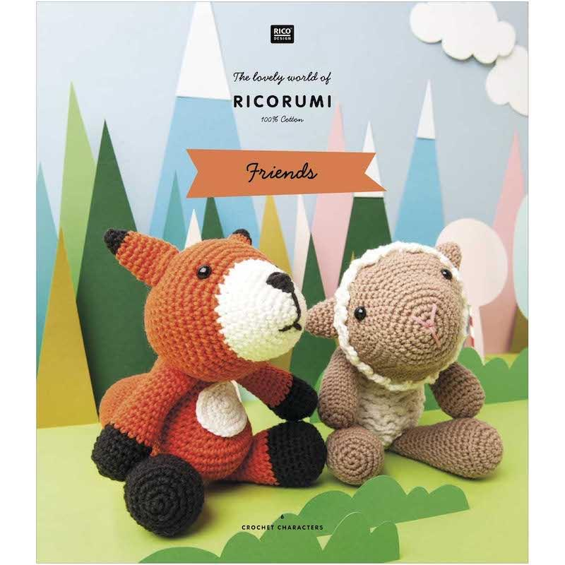 Friends: The Lovely World of Ricorumi | Rico Design
