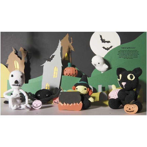 Halloween: The Lovely World of Ricorumi | Rico Design