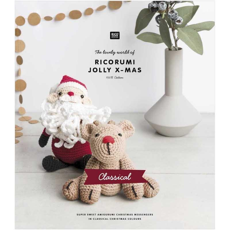 Classical - The Lovely World of Ricorumi Jolly X-Mas | Rico Design