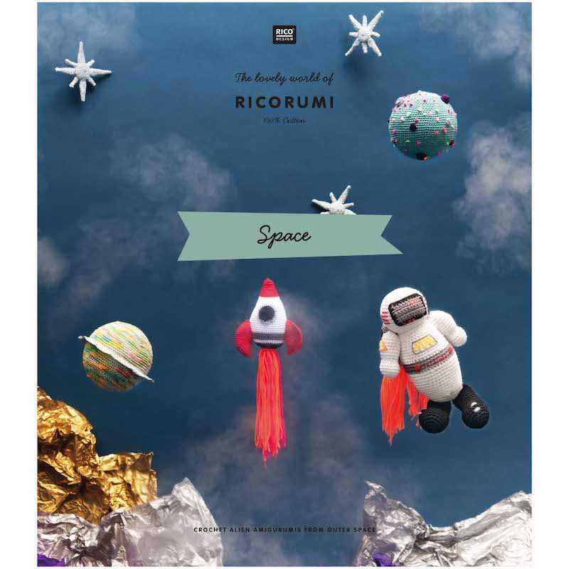 Space: The Lovely World Of Ricorumi | Rico Design